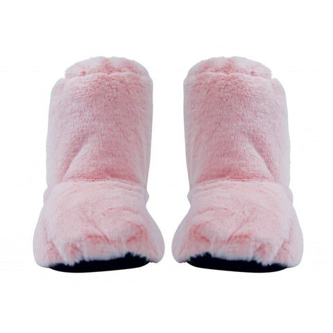 Annabel Trends - Heat Feet Slippers, Pink