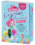 The Ultimate Crystal Mermaid Book & Kit