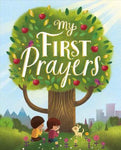 My First Prayers (Padded Hardcover with Ribbon Ties)