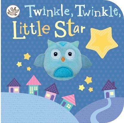 Little Me - Finger Puppet Book; Twinkle, Twinkle, Little Star