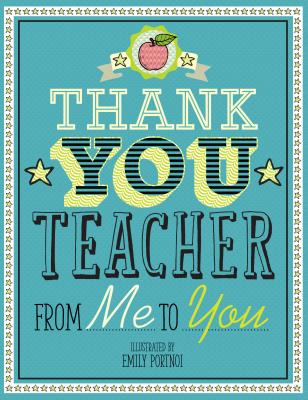Thank You Teacher (Hardcover)