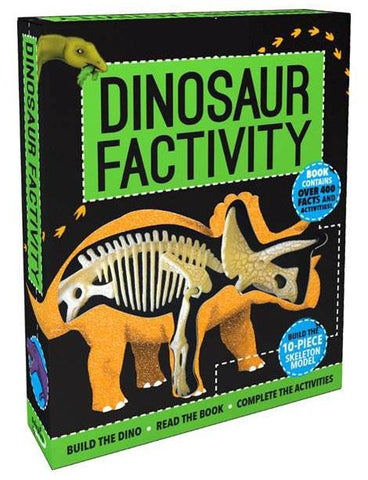 Factivity Boxset - Dinosaurs