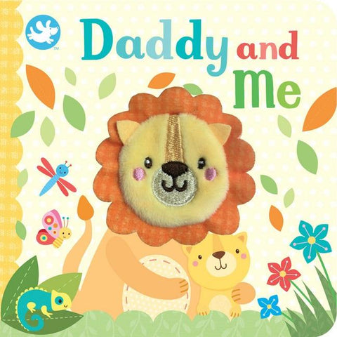 Little Me - Finger Puppet Book, Daddy and Me