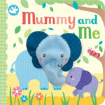 Little Me - Finger Puppet Book, Mummy and Me