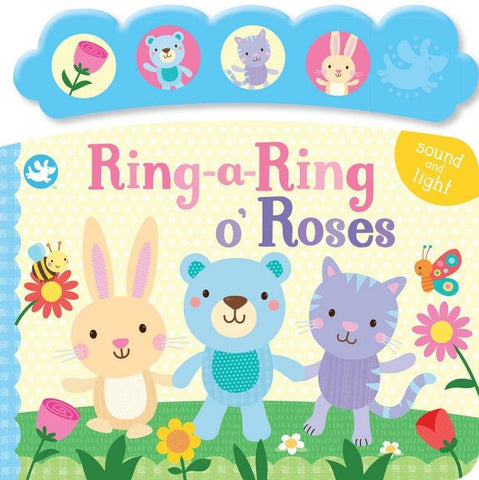 Little Me - Sound and Light Book, Ring-a-Ring O'Roses