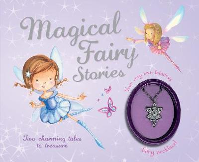 Magical Fairy Stories Gift Set with Fairy Charm Necklace