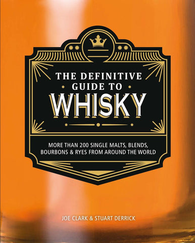 The Definitive Guide to Whisky (Hardcover)