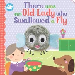 Little Me - Finger Puppet Book, There Was an Old Lady Who Swallowed a Fly