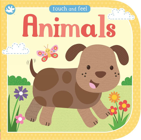 Little Me - Touch and Feel Book, Animals