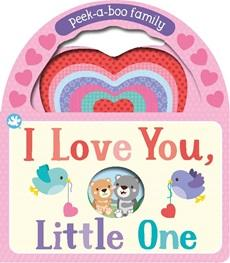 Little Me - One Peek-a-Boo Board Book, I Love You Little