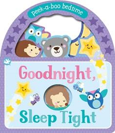 Little Me - Peek-a-Boo Board Book, Goodnight, Sleep Tight