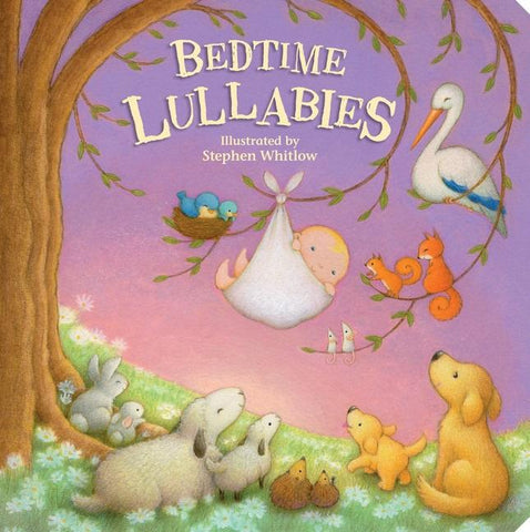 Bedtime Lullabies - Tender Moments Padded Board Book