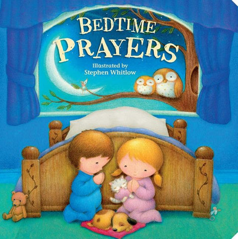 Bedtime Prayers - Tender Moments Padded Board Book