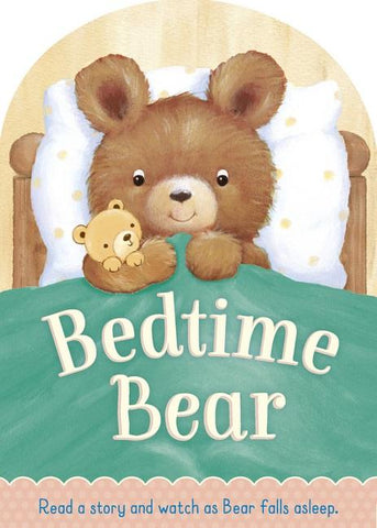 Bedtime Bear Board Book