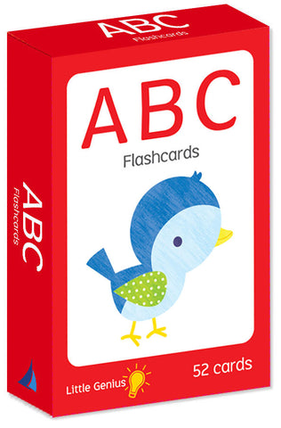 Little Genius Cards - ABC Flash Cards