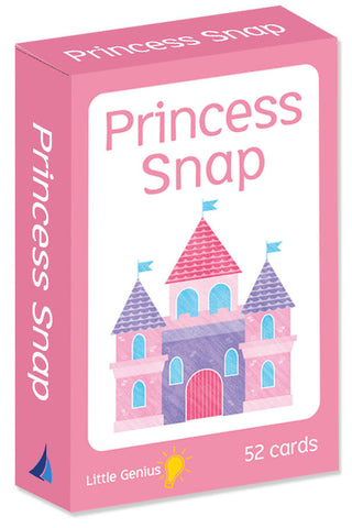 Little Genius Cards - Princess Snap