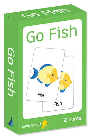 Little Genius Cards - Go Fish