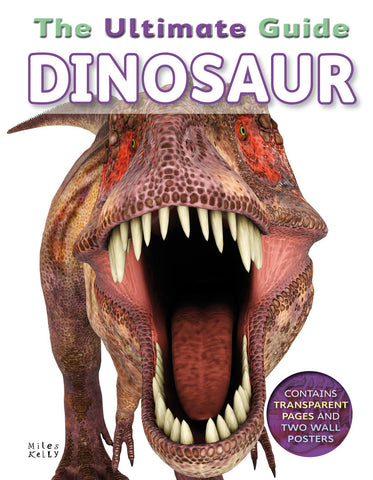 The Ultimate Guides - Dinosaurs (Hardcover)