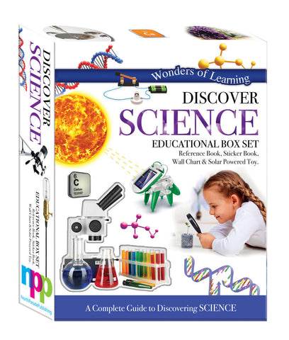 Wonders of Learning Box Set - Discover Science