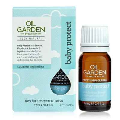 Oil Garden - Baby Protect Pure Essential Oil Blend, 12ml