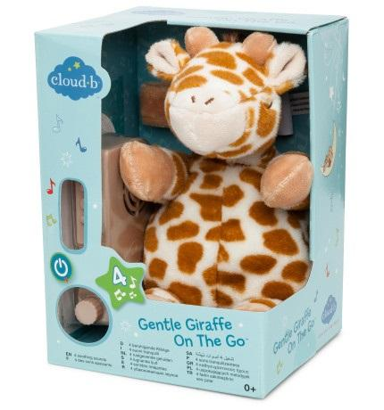 Cloud b -  Gentle Giraffe On The Go with 4 Soothing Sounds