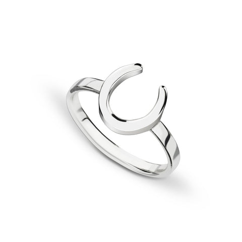 Ichu Jewellery - Sterling Silver Horse Shoe Ring