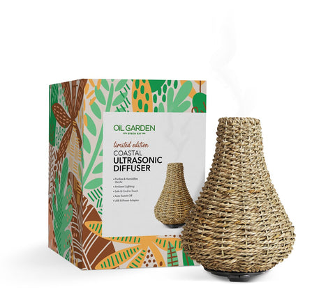 Oil Garden - Limited Edition Coastal Ultrasonic Diffuser