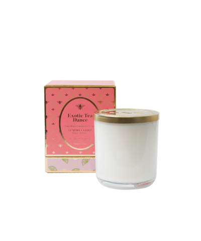MOR Boutique - Mother's Day Exclusive Exotic Tea Dance Fragranced Candle