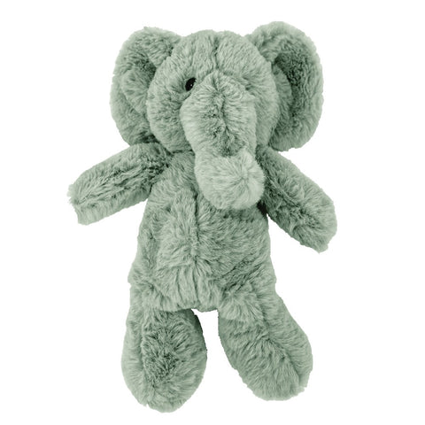 Annabel Trends - Green Elephant Plush Toy, Large 25cm