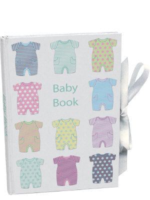 Roger La Borde Design - Baby Book/Journal (Hardcover)