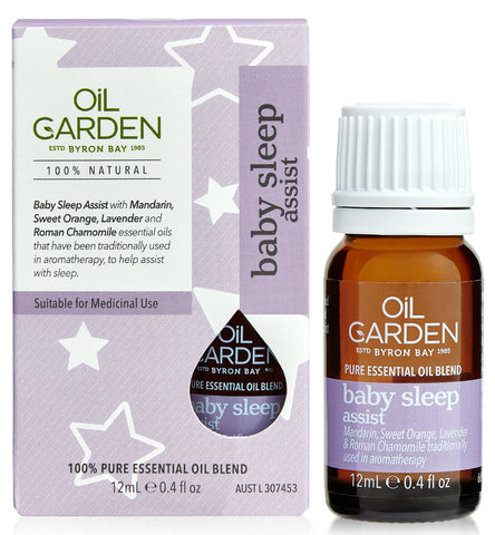 Oil Garden - Baby Sleep Assist Essential Oil Blend 12ml