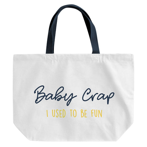 Splosh - Baby Collection Tote Bag, Baby Crap