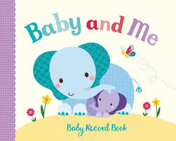 Little Me - Baby and Me, Baby Record Book (Hardcover)