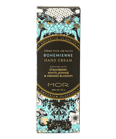 MOR Boutique - Bohemienne Hand Cream 100ml