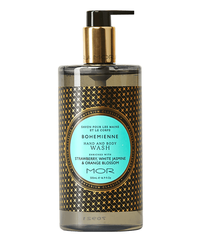 MOR Boutique - Bohemienne Hand and Body Wash 500ml