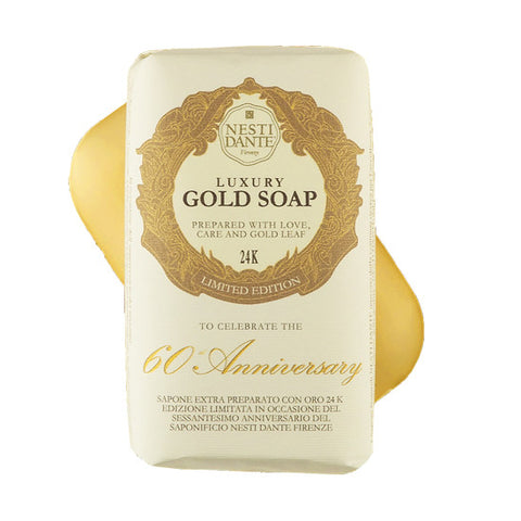 Nesti Dante - Luxury Gold Leaf Soap 250g (Damaged Packaging)