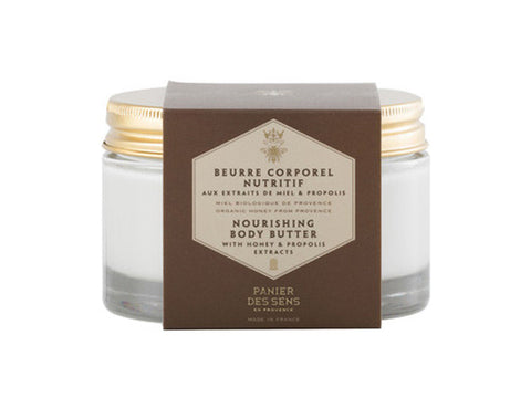 Panier Des Sens - Nourishing Body Butter with Honey and Propolis Extracts 200ml