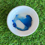 Gemma Michelle Art - Alcohol Ink and Resin Trinket Dish, 9cm