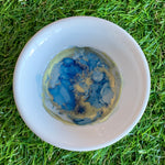 Gemma Michelle Art - Alcohol Ink and Resin Trinket Dish, 7.5cm