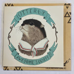 Lalaland - Mini Greeting Card, Otterly Awesome