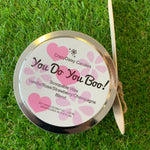 CrazyDaisy Candles - You Do You Boo, Scoopable Wax