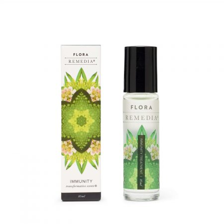 Flora Remedia - Transformative Scents Oil Blend Roll On, Immunity Infusion 10ml