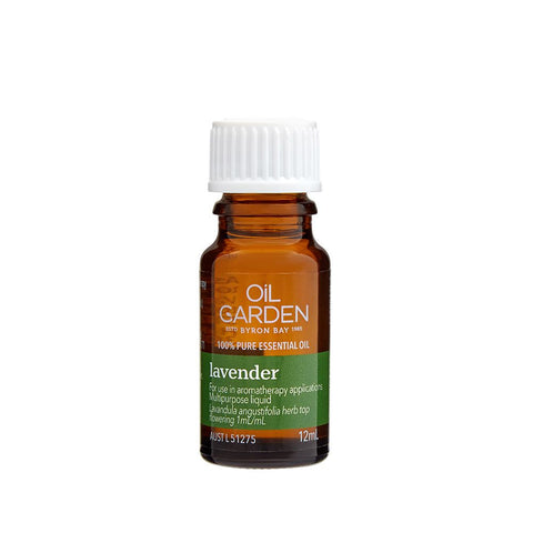 Oil Garden - Lavender 100% Pure Essential Oil 12mL
