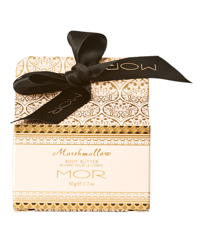 MOR Boutique - Little Luxuries Body Butter 50g, Marshmallow