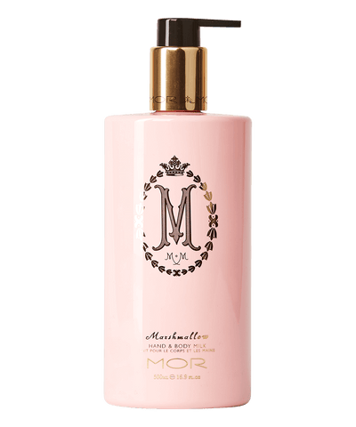 MOR Boutique - Marshmallow Hand and Body Milk 500ml