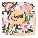 Lalaland - Congrats Greeting Card
