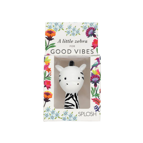 Splosh - Meaningful Mini, Good Vibes Zebra