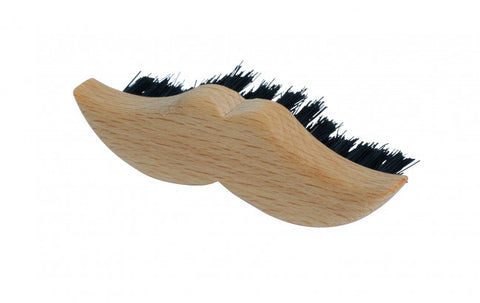 Redecker - Moustache and Beard Brush