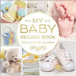My Baby Record Book, Yellow