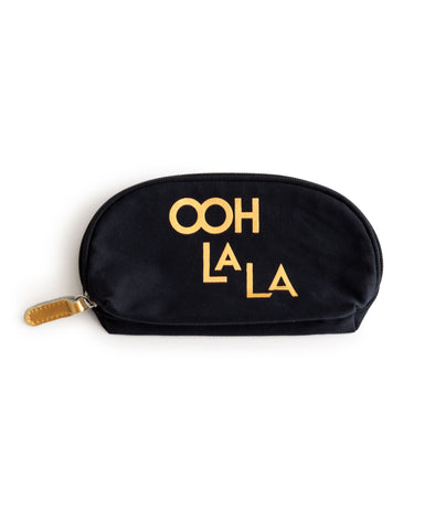 Rosanna Inc. - Jazz Age Cosmetic Bag, Ohh La La